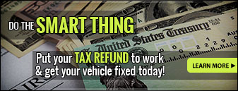 Put Your Tax Refund to Work at Get All Parts