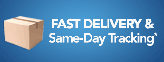 Fast Delivery and Same-Day Tracking