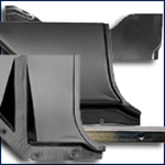 Automotive Kick Panels and Accessories