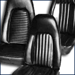 Automotive Seats, Seat Covers, and Accessories