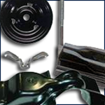 Automotive Spare Tires and Wheel Accessories