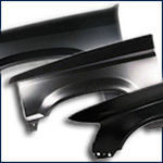 Front Fenders and Accessories