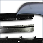 Roof Assemblies, Sunroof Glass, and Accessories