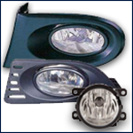 Fog Light Assemblies and Accessories