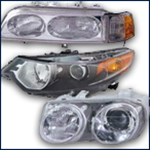 Headlight Assemblies and Accessories