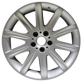 2007 Bmw 750i 19x9 Aluminum Alloy 5x120mm Bolt Pattern Wheel Rim 59396