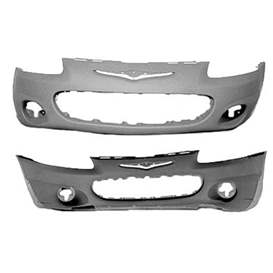 Aftermarket Front Plastic Bumper Cover - CH1000317