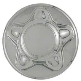 Aftermarket 4-Piece Set Chrome ABS Plastic Center Caps - IWCC3203C