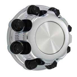 Aftermarket Chrome ABS Plastic Center Caps - IWCC5079C