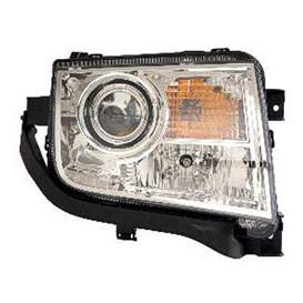 Premium Replacement Passenger Side Head Lamp Assembly - FO2503260R