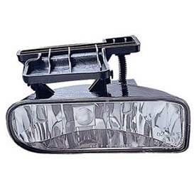 Aftermarket Driver Side Fog Lamp Assembly - GM2592110V