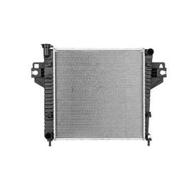 2002 Jeep Liberty 1 Row Radiator - RAD2482 RAD2482-02JELI-1
