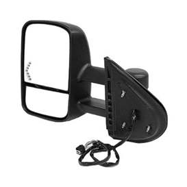 2012 Chevrolet Silverado 3500 HD Aftermarket Driver Side Door Mirror Assembly - GM1320354