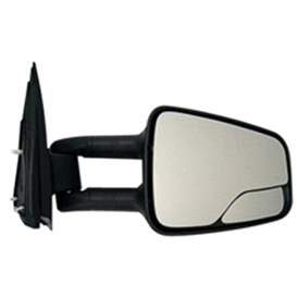 2003 Chevrolet Silverado 2500 HD Aftermarket Passenger Side Door Mirror Assembly   GM1321298