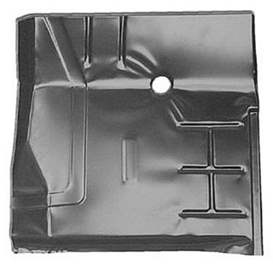 Image of 1974 Dodge Ramcharger Front Passenger Side Floor Pan Patch - GMK224450572R