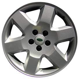 2006 Land Rover Range Rover Sport 19x8 Aluminum Alloy 6 Spoke Wheel, Rim ALY72191U20-06LARA-6