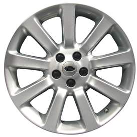 2007 Land Rover Range Rover 20x8.5 Aluminum Alloy 9 Spoke Wheel, Rim ALY72197U20-07LARA-2