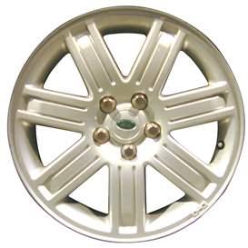 2008 Land Rover Range Rover 19x8 Aluminum Alloy 7 Spoke Wheel, Rim ALY72198U20U1-08LARA-3