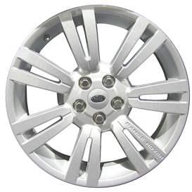 2009 Land Rover Range Rover 20x8.5 Aluminum Alloy 7 V Spoke Wheel, Rim ALY72213U20-09LARA-1