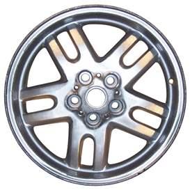 2007 Land Rover Range Rover 18x7.5 Aluminum Alloy 5 Double Spoke Wheel, Rim ALY99385U20-07LARA-6