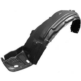 2010 Honda Accord Aftermarket Driver Side Inner Fender - HO1248131