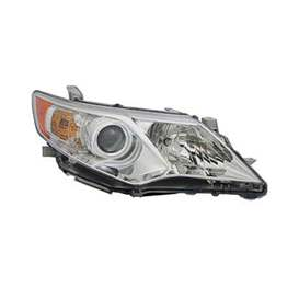 2013 Toyota Camry Passenger Side Head Lamp Assembly - TO2503211 TO2503211-13TOCA-2