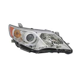 2013 Toyota Camry Passenger Side Head Lamp Assembly - TO2503211V TO2503211V-13TOCA-2